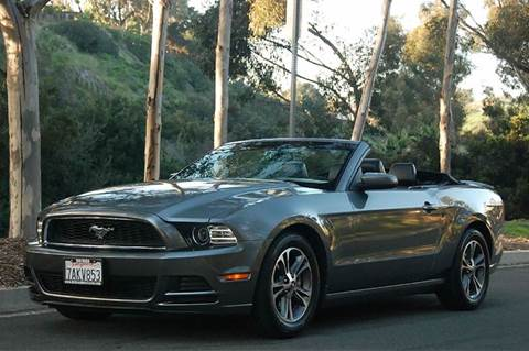 2014 Ford Mustang for sale in San Diego, CA