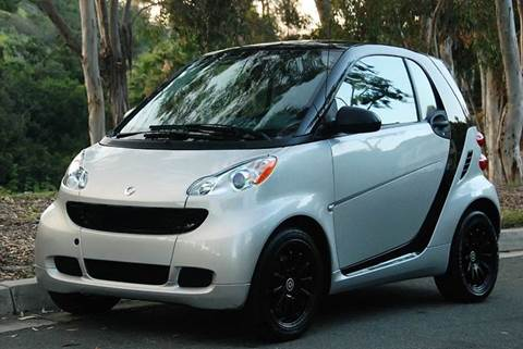 2012 Smart fortwo for sale in San Diego, CA