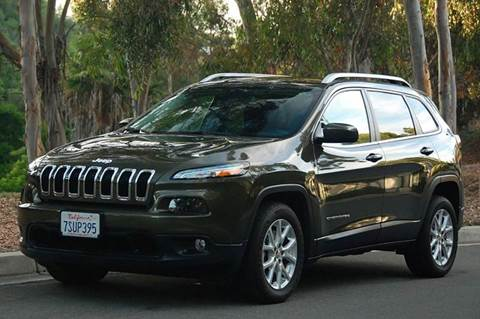 2016 Jeep Cherokee for sale in San Diego, CA