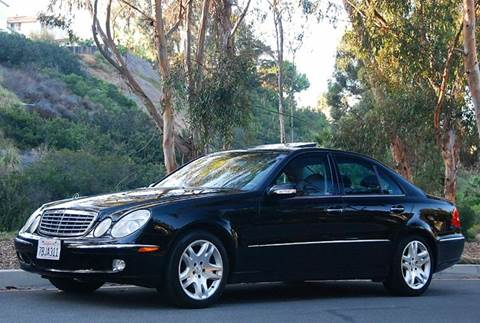 2003 Mercedes-Benz E-Class for sale in San Diego, CA