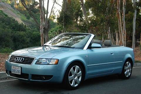2006 Audi A4 for sale in San Diego, CA