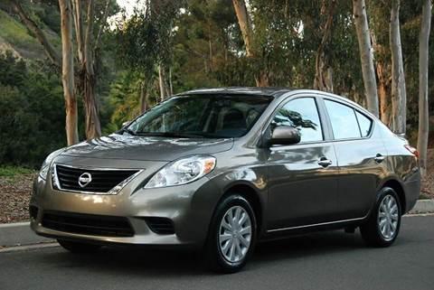 2013 Nissan Versa for sale in San Diego, CA
