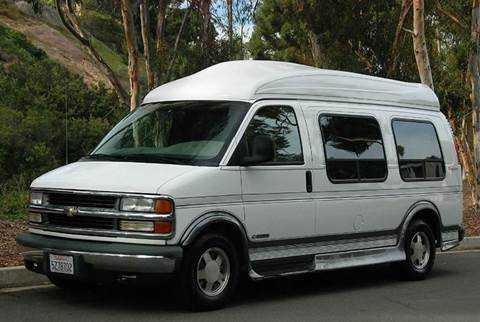 Conversion van for sale san diego ca for Victory motors chesterfield mi