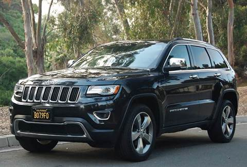 2014 Jeep Grand Cherokee for sale in San Diego, CA
