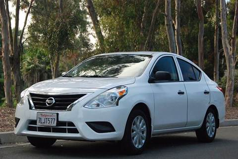 2015 Nissan Versa for sale in San Diego, CA