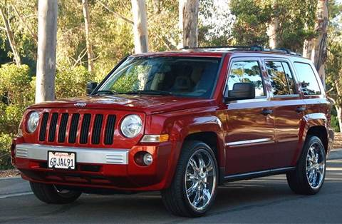 2007 Jeep Patriot for sale in San Diego, CA