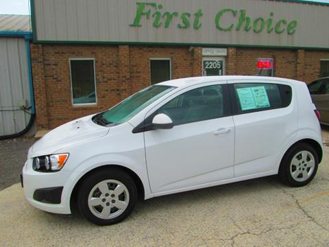 2014 Chevrolet Sonic for sale in Greenville, SC
