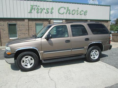 2004 Chevrolet Tahoe for sale in Greenville, SC