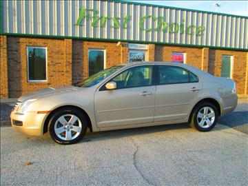 2006 Ford Fusion for sale in Greenville, SC