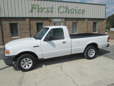 2011 Ford Ranger for sale in Greenville, SC