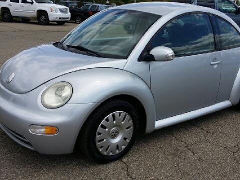 2004 Volkswagen New Beetle for sale in Logan, OH