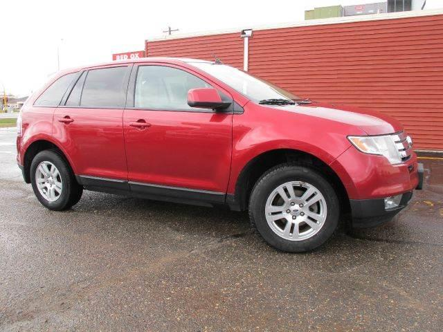 used 2008 ford edge sel in ham lake mn at freedom auto. Black Bedroom Furniture Sets. Home Design Ideas