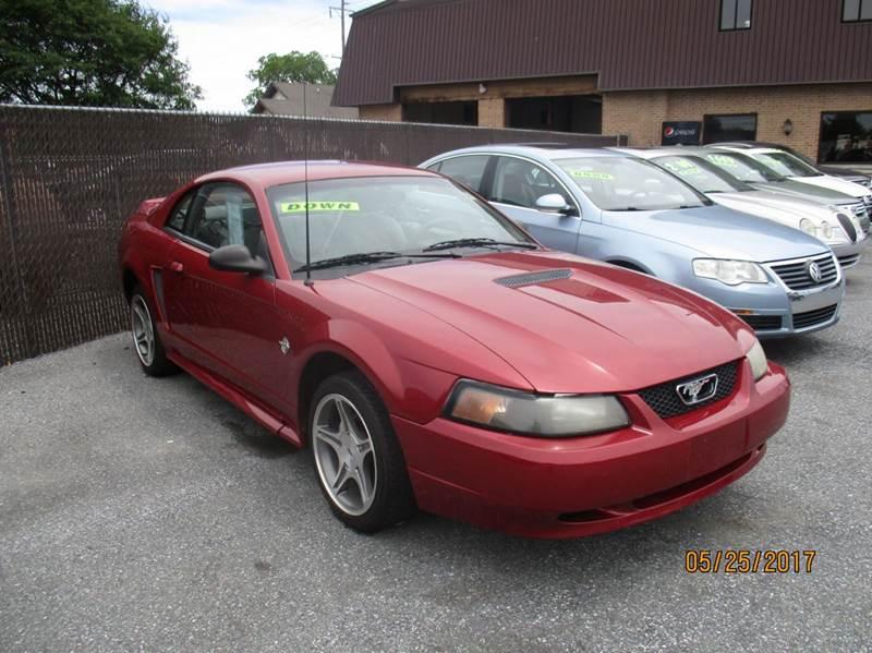 Exceptionnel 1999 Ford Mustang Base 2dr Coupe In Laurel DE - D & C Auto Sales DS42