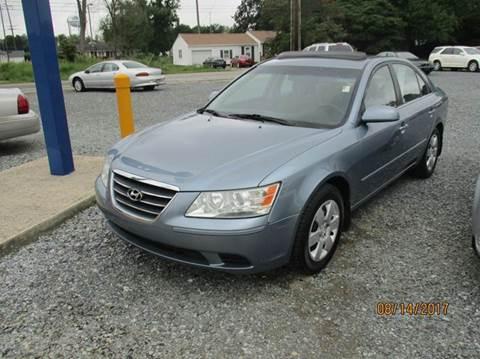 2009 Hyundai Sonata for sale in Laurel, DE