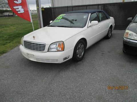 2004 Cadillac DeVille for sale in Laurel, DE