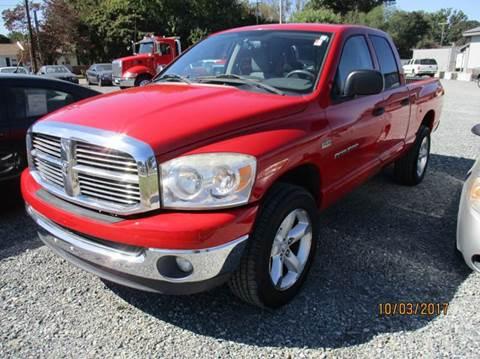 2007 Dodge Ram Pickup 1500 for sale in Laurel, DE
