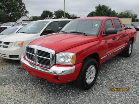 2005 Dodge Dakota for sale in Laurel, DE