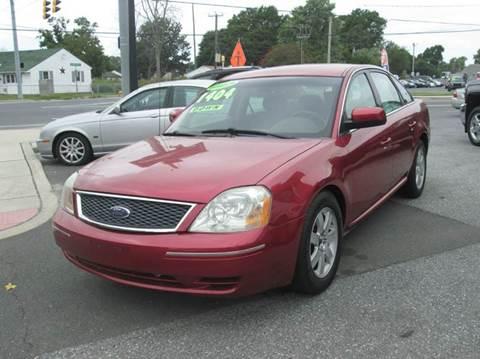 2007 Ford Five Hundred for sale in Laurel, DE