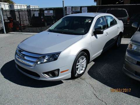 2010 Ford Fusion for sale in Laurel, DE