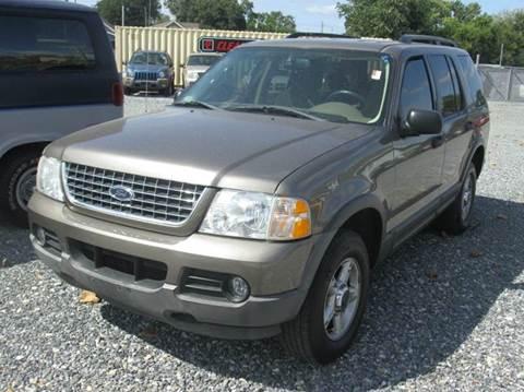 2003 Ford Explorer for sale in Laurel, DE