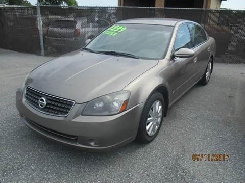 2005 Nissan Altima for sale in Laurel, DE