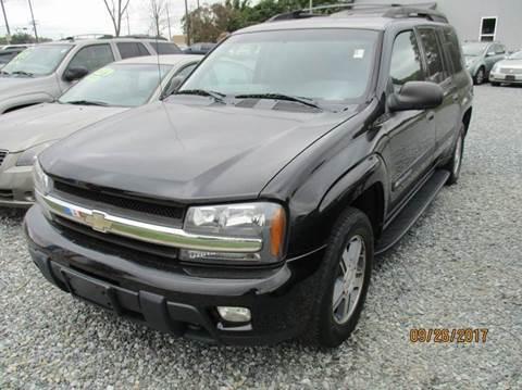 2004 Chevrolet TrailBlazer EXT for sale in Laurel, DE