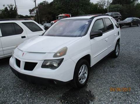 2005 Pontiac Aztek for sale in Laurel, DE