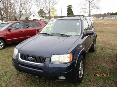 2004 Ford Escape for sale in Laurel, DE