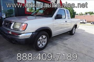 1998 nissan frontier for sale louisiana. Black Bedroom Furniture Sets. Home Design Ideas