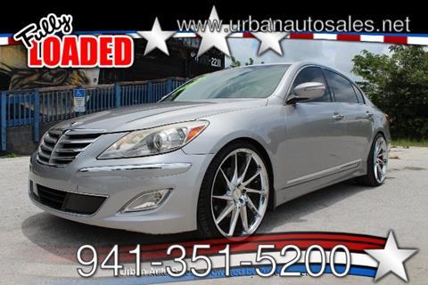 2012 Hyundai Genesis for sale in Sarasota FL