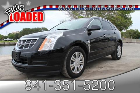 2010 Cadillac SRX for sale in Sarasota FL