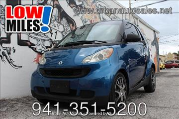 2009 Smart fortwo for sale in Sarasota, FL