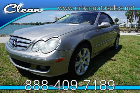 2006 Mercedes-Benz CLK for sale in Sarasota FL