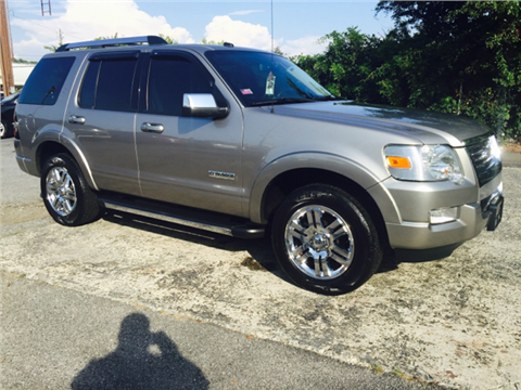 2008 Ford Explorer for sale in Smyrna, GA