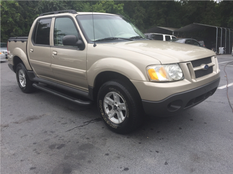 2005 Ford Explorer Sport Trac for sale in Smyrna, GA