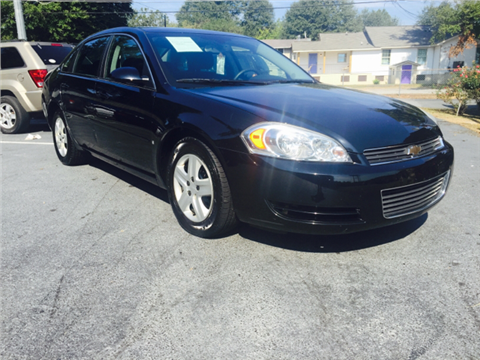 2008 Chevrolet Impala for sale in Smyrna, GA
