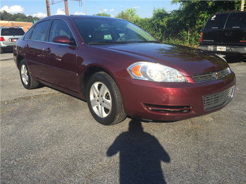 2007 Chevrolet Impala for sale in Smyrna, GA