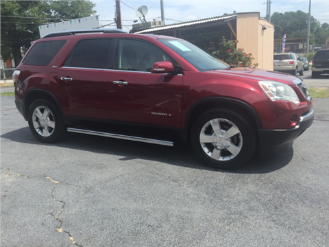 2007 GMC Acadia for sale in Smyrna, GA