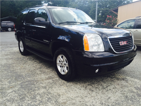 2007 GMC Yukon for sale in Smyrna, GA