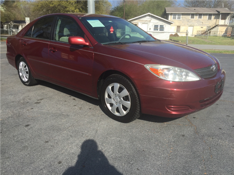2002 Toyota Camry for sale in Smyrna, GA