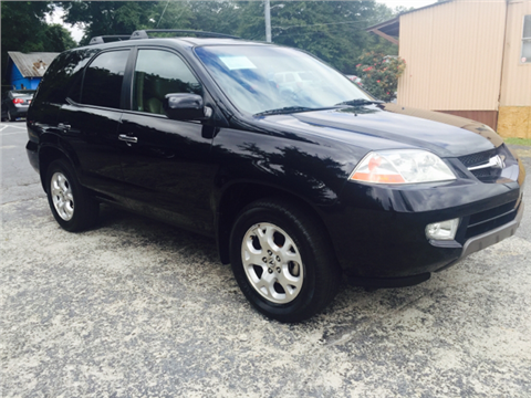 2002 Acura MDX for sale in Smyrna, GA