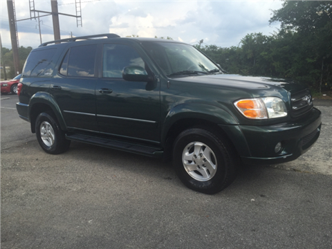 2002 Toyota Sequoia for sale in Smyrna, GA