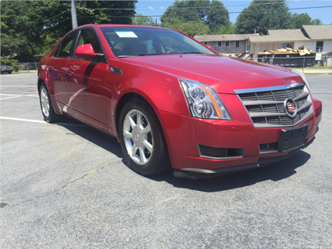 2008 Cadillac CTS for sale in Smyrna, GA