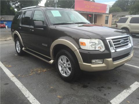 2006 Ford Explorer for sale in Smyrna, GA