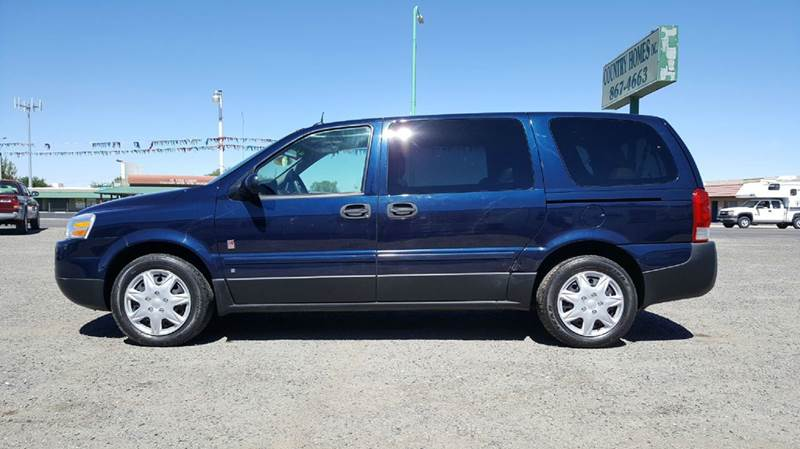 2006 Saturn Relay 2 4dr Mini Van In Fallon Nv Sand