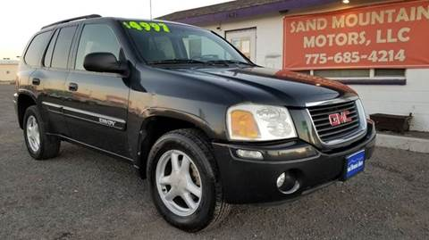 2004 GMC Envoy for sale in Fallon, NV
