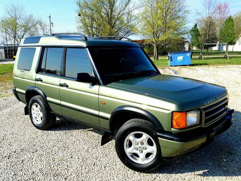 2001 land rover discovery series ii se 4wd 4dr suv in osage beach mo pier 45 auto and boat. Black Bedroom Furniture Sets. Home Design Ideas