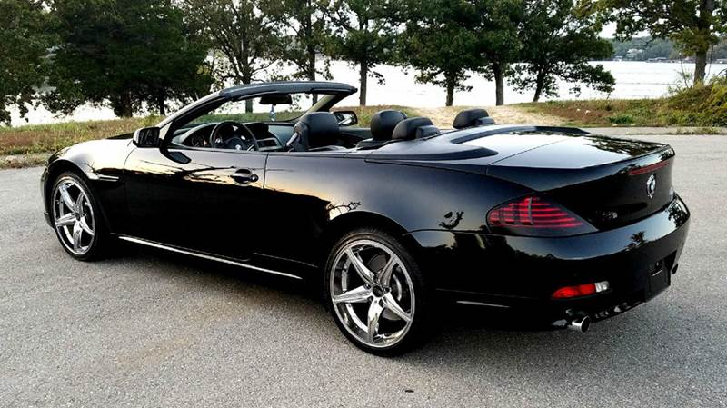 2004 Bmw 6 Series 645Ci 2dr Convertible In Osage Beach MO - Pier 45 ...
