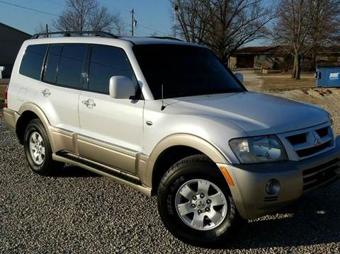 2003 Mitsubishi Montero for sale in Osage Beach, MO