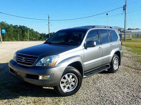 2003 Lexus GX 470 for sale in Osage Beach, MO